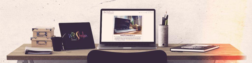 å blogge