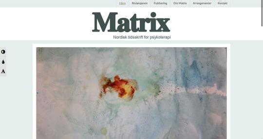 Matrix Tidsskrift