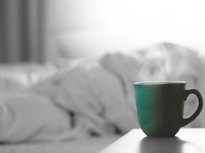 Noen dager hadde det vært fint å bare kunne blitt i sengen